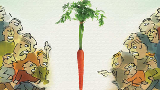 De voedingsindustrie II: 10 Billion - What's on Your Plate?